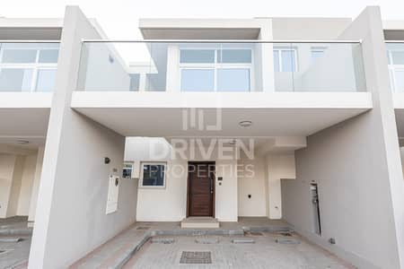3 Bedroom Townhouse for Sale in Akoya Oxygen, Dubai - Brand New Townhouse and Modern Designed