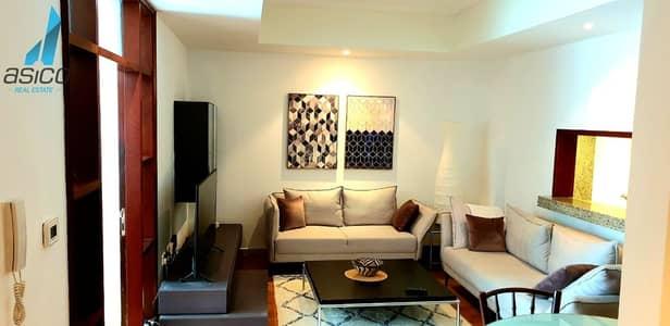 شقة 1 غرفة نوم للايجار في وسط مدينة دبي، دبي - Fully Furnished I Prime Location I Vacant