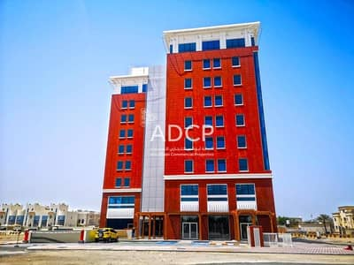 Office for Rent in Khalifa City A, Abu Dhabi - Fully Fitted-out | Open View | No Extra Fee