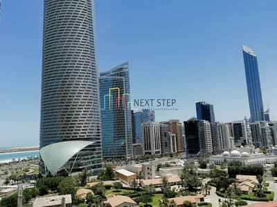 فلیٹ 2 غرفة نوم للايجار في منطقة الكورنيش، أبوظبي - Brand New !! 2 BR with Balcony and Parking