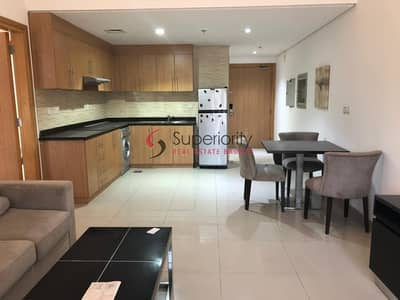 فلیٹ 1 غرفة نوم للايجار في أرجان، دبي - Furnished 1Bedroom Apartment in Lincoln Park Westside