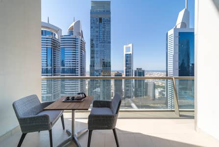 2 Bedroom Flat for Rent in DIFC, Dubai - Duplex 2BR Apartment in Liberty House tower