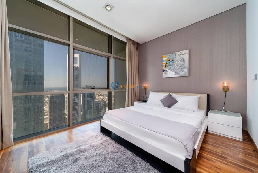 Duplex 2BR Apartment in Liberty House tower