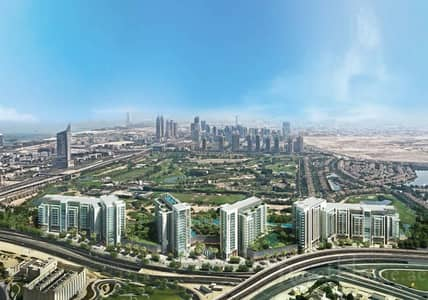 Golf Course View \ High Floor \ Serviced Residence