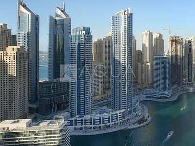 محل تجاري  للبيع في دبي مارينا، دبي - Marina Walk | Fully Fitted | No Key Money