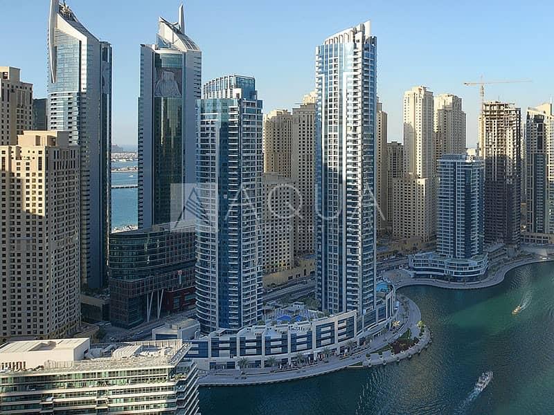 Marina Walk | Fully Fitted | No Key Money
