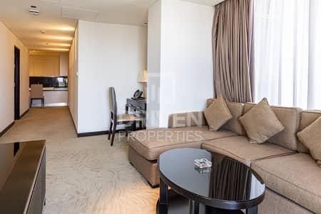 شقة فندقية 1 غرفة نوم للبيع في دبي مارينا، دبي - Stunning Marina View | On High Floor Apt