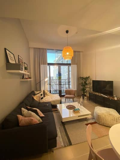 1 Bedroom Flat for Sale in Town Square, Dubai - 5 years payment plan with 10 % down payment .