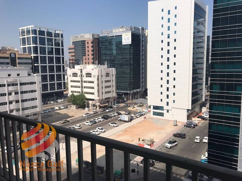 1Bedroom Apartment in Al Mamoura with Balcony