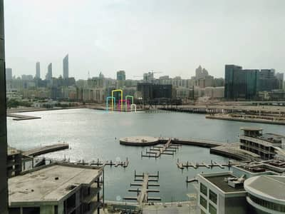3 Bedroom Flat for Rent in Al Reem Island, Abu Dhabi - Remarkable 3 Master BR with Maid's room with Perfect View