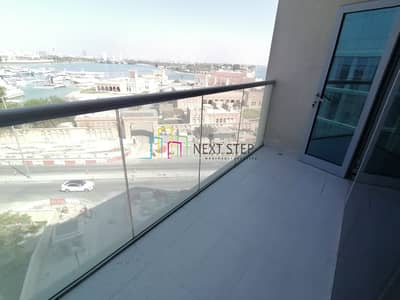 2 Bedroom Apartment for Rent in Al Bateen, Abu Dhabi - Alluring 2 Master BR with Balcony & All Amenities