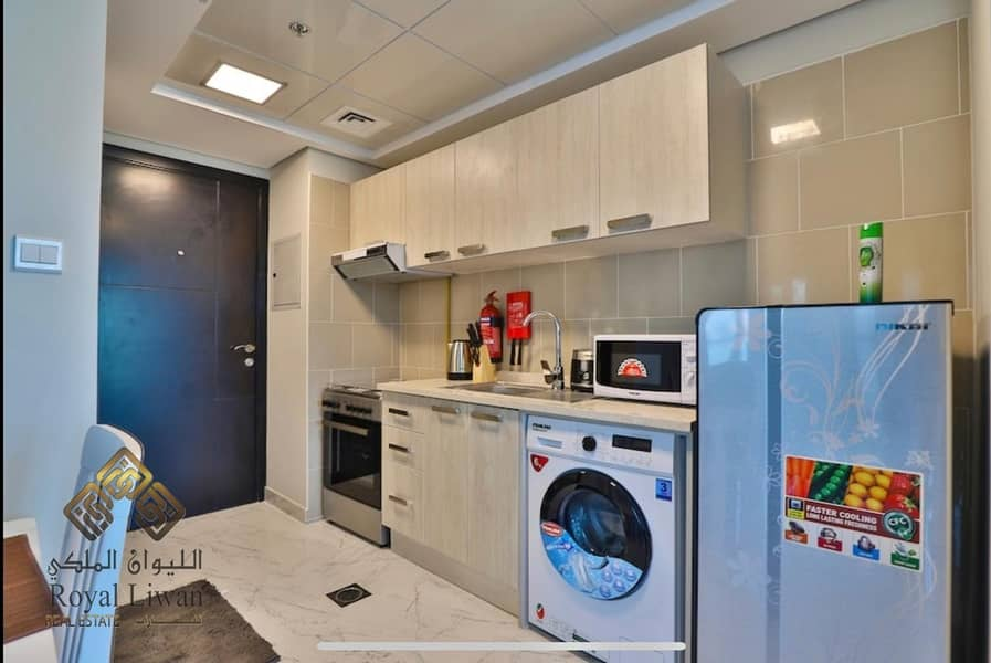 12 2 B/R Fully Furnished Available in Mag 5