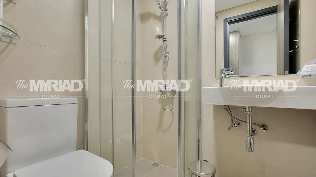 2 Student Accommodation   Studio Room - Male Block   The Myriad Dubai