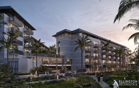 Studio for Sale in Jumeirah Village Circle (JVC), Dubai - Affordable Studio in JVC/ Ready for 8 months by Ellington Properties