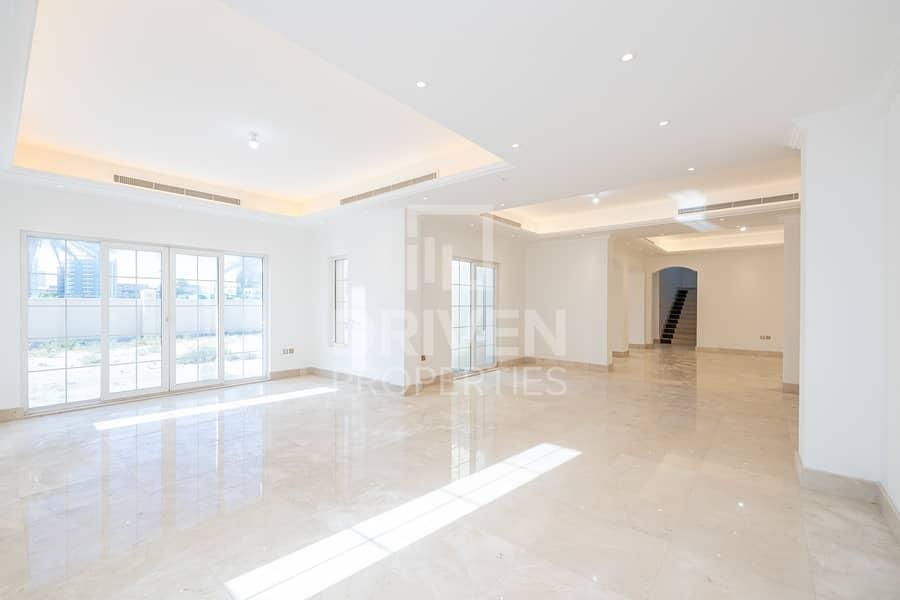 Brand New 6 Bedroom Villa | Huge Plot