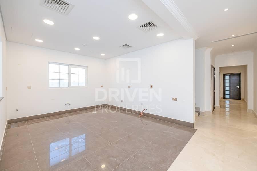 2 Brand New 6 Bedroom Villa | Huge Plot