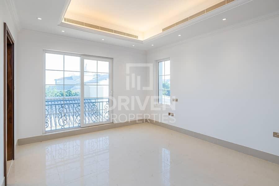 28 Brand New 6 Bedroom Villa | Huge Plot