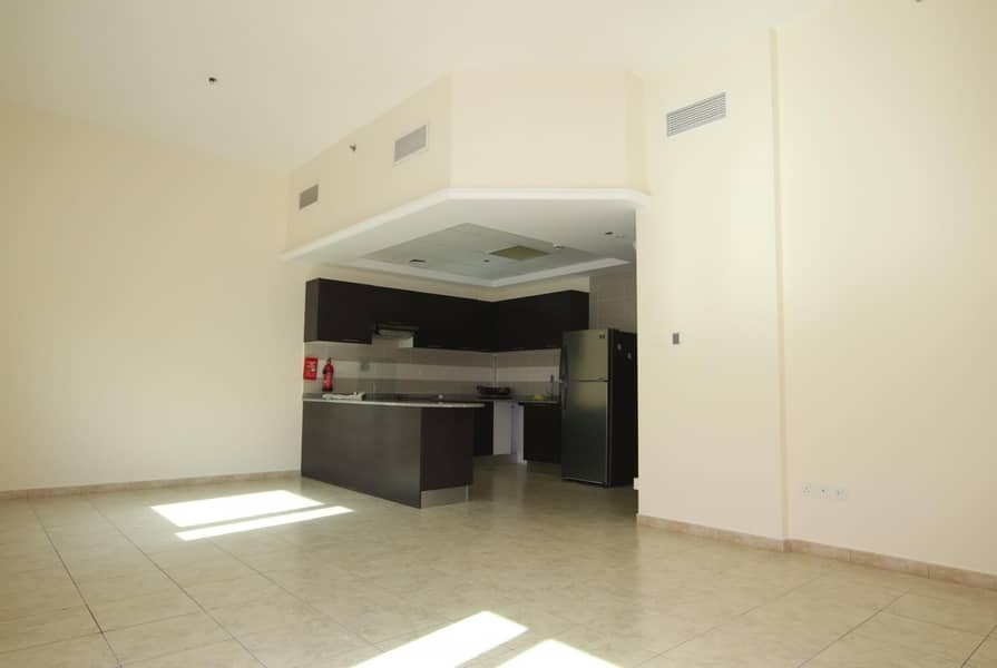 Two Bedroom Duplex Apt with Balcony and Maids Room