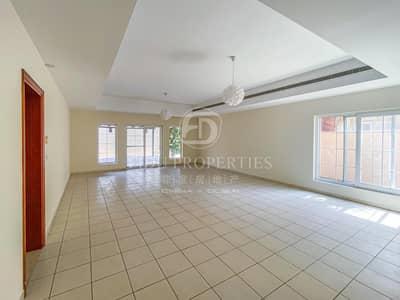 فیلا 5 غرف نوم للايجار في المرابع العربية، دبي - Vacant 5BR | Landscaped Garden | Single Row Villa