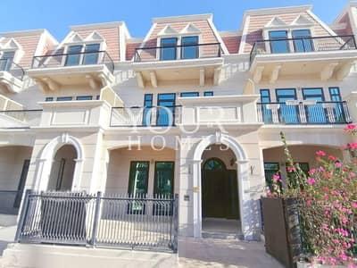 4 Bedroom Villa for Rent in Jumeirah Village Circle (JVC), Dubai - HM | Spacious 4BHK Townhouse for Rent