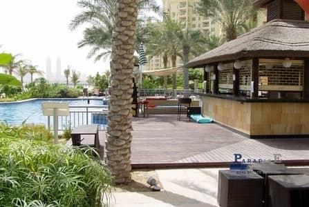 شقة 3 غرف نوم للايجار في نخلة جميرا، دبي - 3 BR + Maid Available For Rent With Lovely View