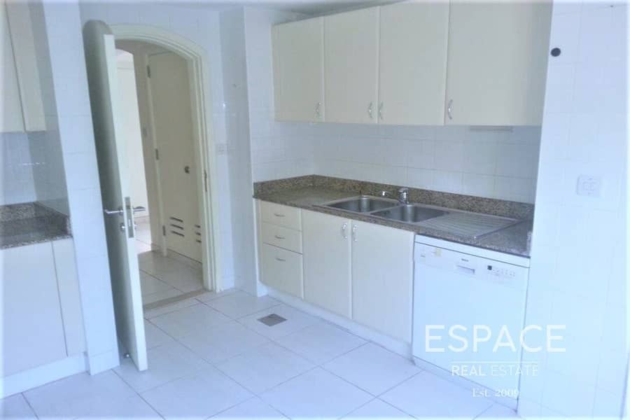 2 Immaculate 3BR Opposite to Pool and Park