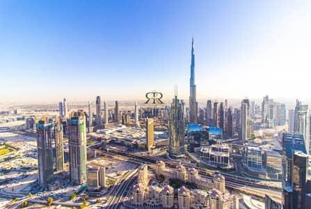 5 Bedroom Penthouse for Sale in DIFC, Dubai - With 360 Video Tour | Burj Khalifa View | Luxury Penthouse