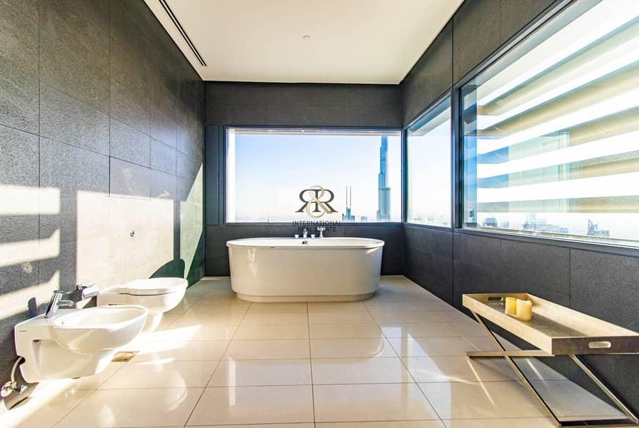 23 With 360 Video Tour   Burj Khalifa View   Luxury Penthouse