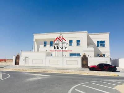 فیلا 6 غرف نوم للايجار في جنوب الشامخة، أبوظبي - Upgraded & independant villa with driver room