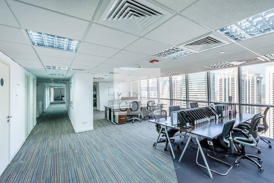 2 Fitted Office | Furnished | High Floor
