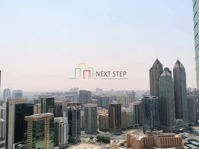 شقة 1 غرفة نوم للايجار في منطقة الكورنيش، أبوظبي - Modern 1 BR Apartment with Breathtaking View