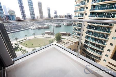 Studio for Rent in Dubai Marina, Dubai - Marina View | Unfurnished Studio | Vacant