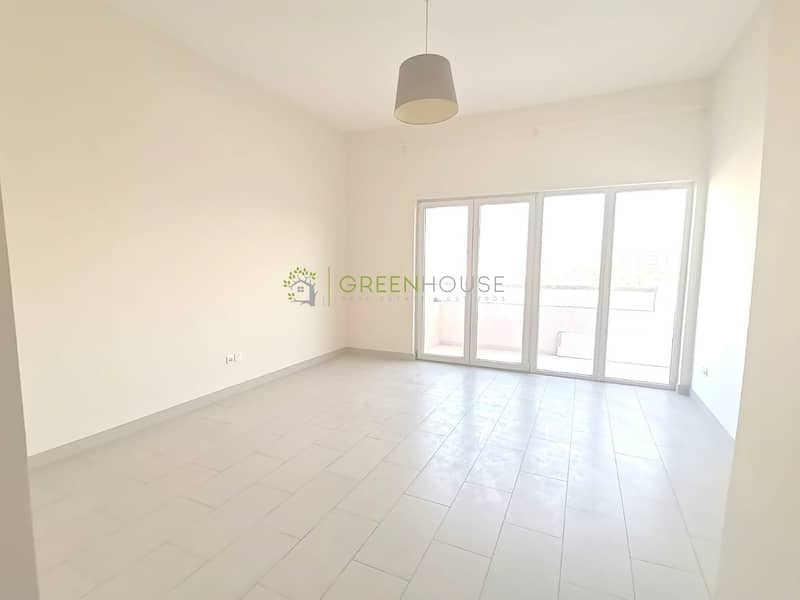 2  Well-Maintained Airy 1 B/R Apt. with Equipped Kitchen | Sandoval Garden