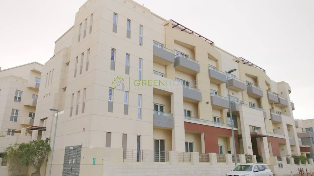 24  Well-Maintained Airy 1 B/R Apt. with Equipped Kitchen | Sandoval Garden