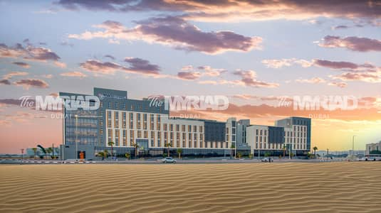 Shop for Rent in Academic City, Dubai - SHELL AND CORE RESTAURANT TO RENT IN A BRAND NEW STUDENT LIVING COMMUNITY