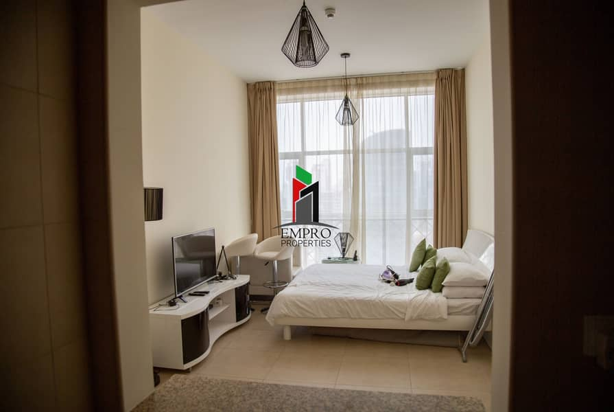 2 Furnished & equipped Studio in Business Bay