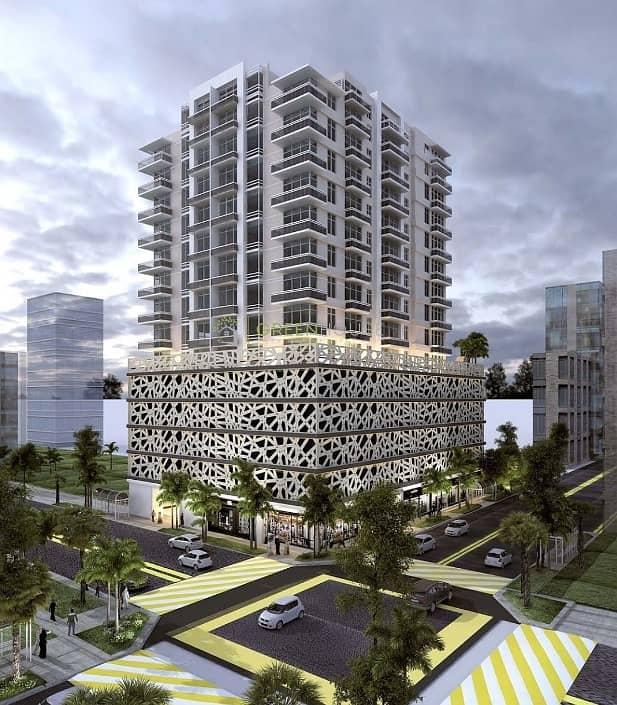 23 1 Bedroom Apt. with Balcony | Brand New Building | Dezire Residences