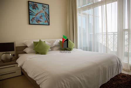 Furnished and equipped 2-BR apartment
