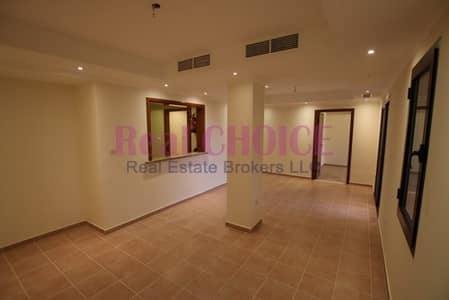 12 cheques payment | 1br apartment with covered balcony