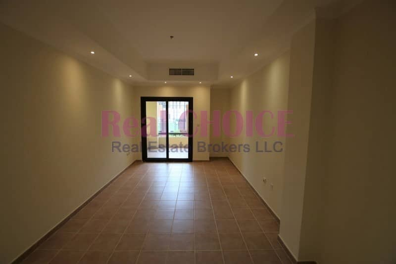 1BR with Green Park View|12 cheques payment