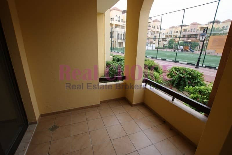 14 1BR with Green Park View|12 cheques payment
