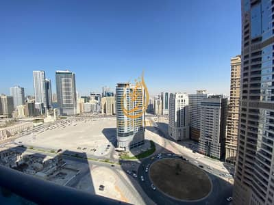 2 Bedroom Flat for Rent in Al Qasba, Sharjah - One Month Free Elegant Two Bedrooms Apartment with Balcony