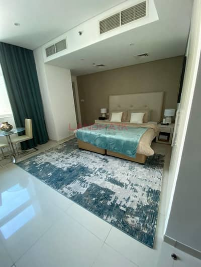 Studio for Rent in Business Bay, Dubai - Fully Furnished Studio In Damac Cour Jardin Business bay