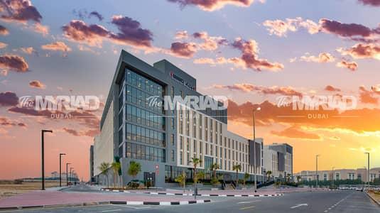محل تجاري  للايجار في المدينة الأكاديمية، دبي - SHELL AND CORE SHOP TO RENT IN A BRAND NEW STUDENT LIVING COMMUNITY