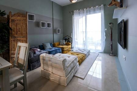 فلیٹ 1 غرفة نوم للبيع في قرية جميرا الدائرية، دبي - Big Size / Most Cheapest One Bedroom + Study FOR SALE in JVC Pantheon Boulevard