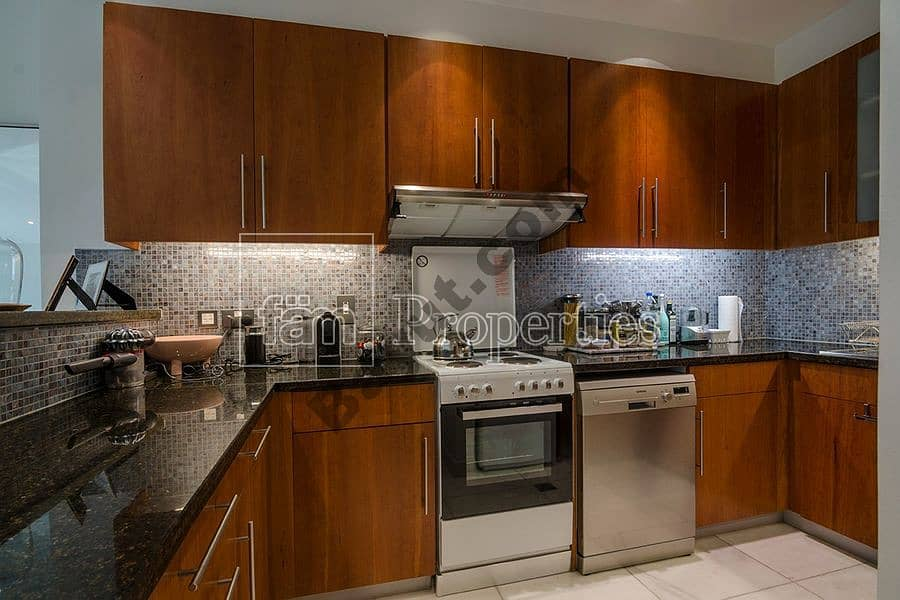 2 Modern Apartment in the Heart of DIFC | Negotiable