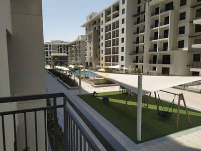 2 Bedroom Flat for Rent in Town Square, Dubai - Complex 2BR Apartment  in Rawda 1 | with Park View