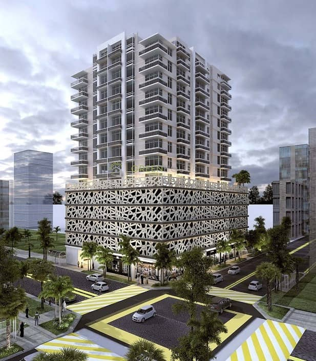 27 Brand New Bldg.   Affordable 2 Bedroom Apartment in Dezire Residences