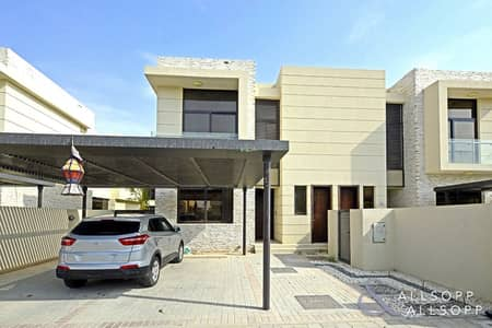 3 Bedroom Villa for Sale in DAMAC Hills (Akoya by DAMAC), Dubai - THL Layout | 3 Bedroom | Close to Park