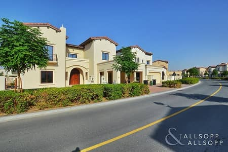 4 Bedroom Villa for Rent in Arabian Ranches 2, Dubai - 4 Beds | Maids | Open Plan | Mid December